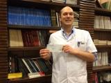 Remise chèque Dr Cassier